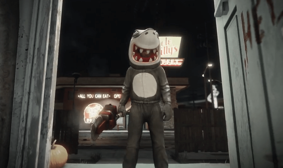 Dead Rising 3 Shark Outfit