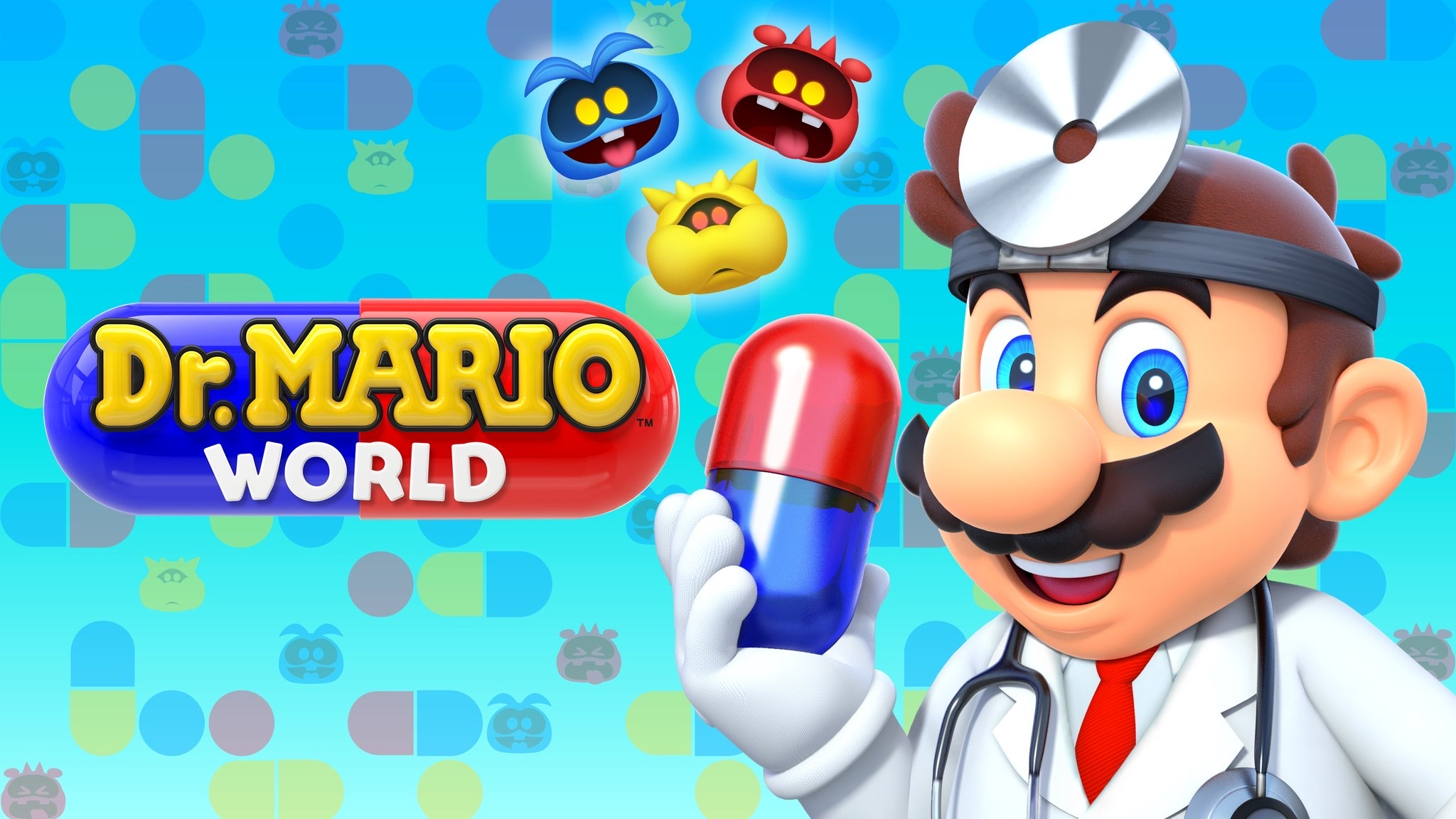 Dr. Mario World Out Now on iOS and Android Devices