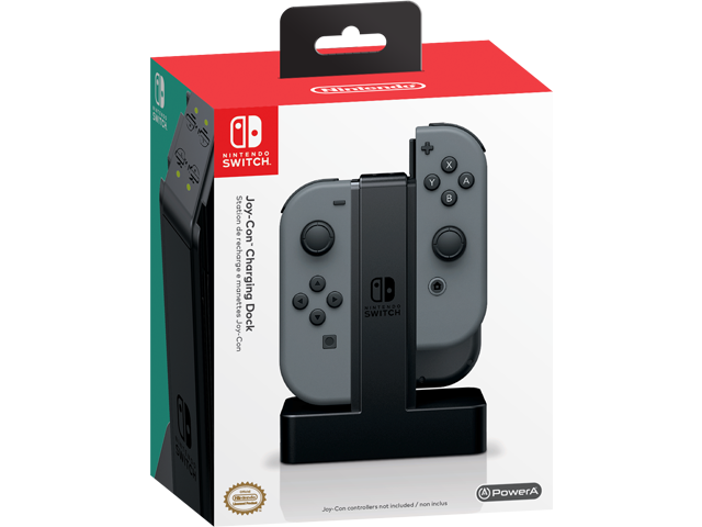 PowerA Nintendo Switch Joy-Con Charger Dock