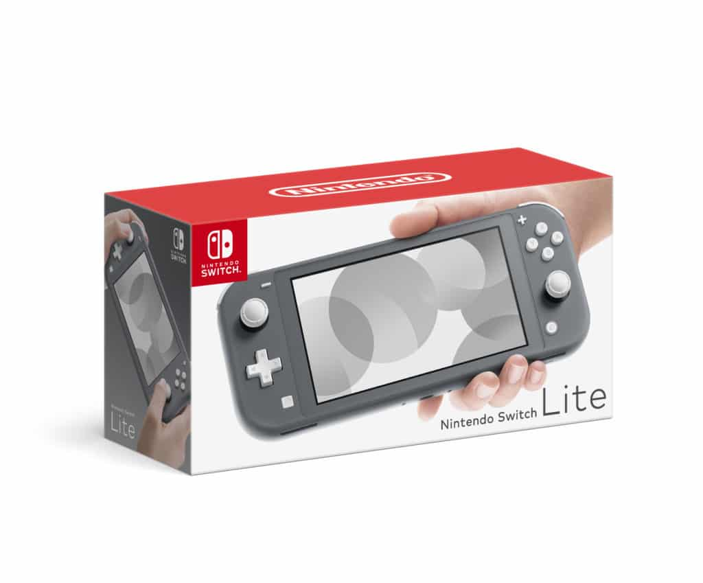 Nintendo Switch Light - Grey