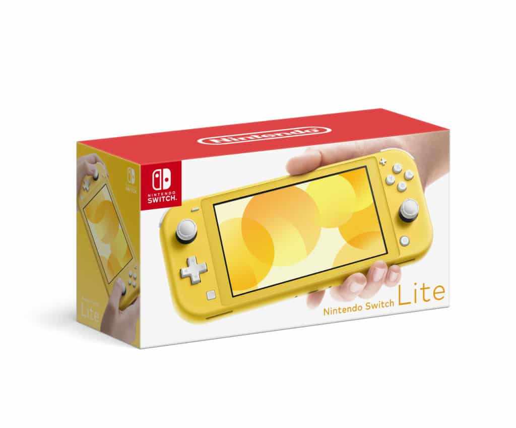 Nintendo Switch Light - Yellow
