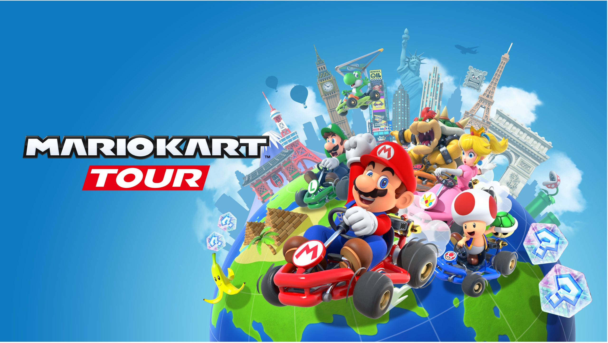 Mario Kart Tour Release Date Announced