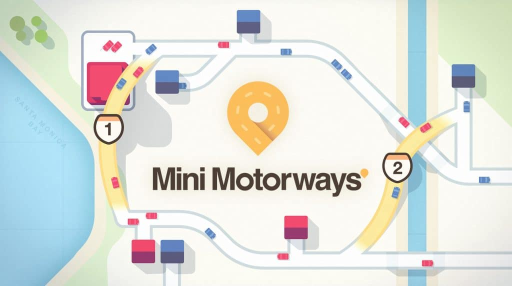 Mini Motorways Review