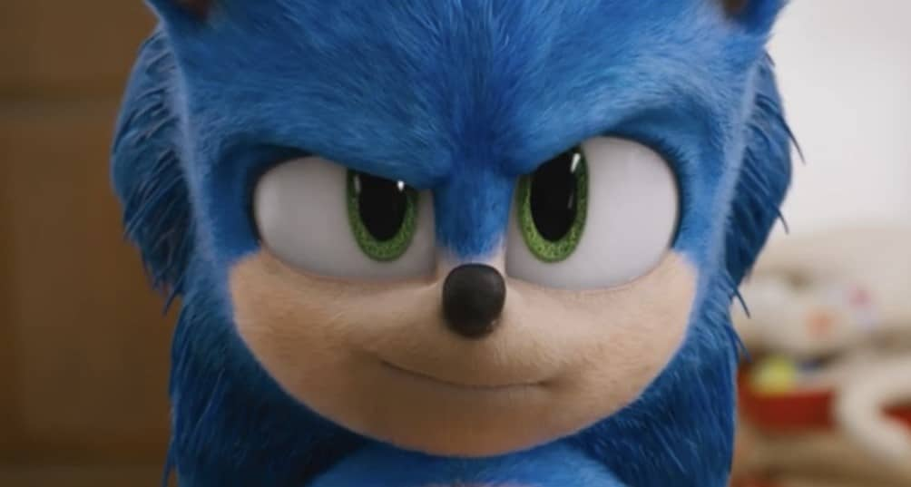 New Sonic the Hedgehog Redesign for the Live Action Movie