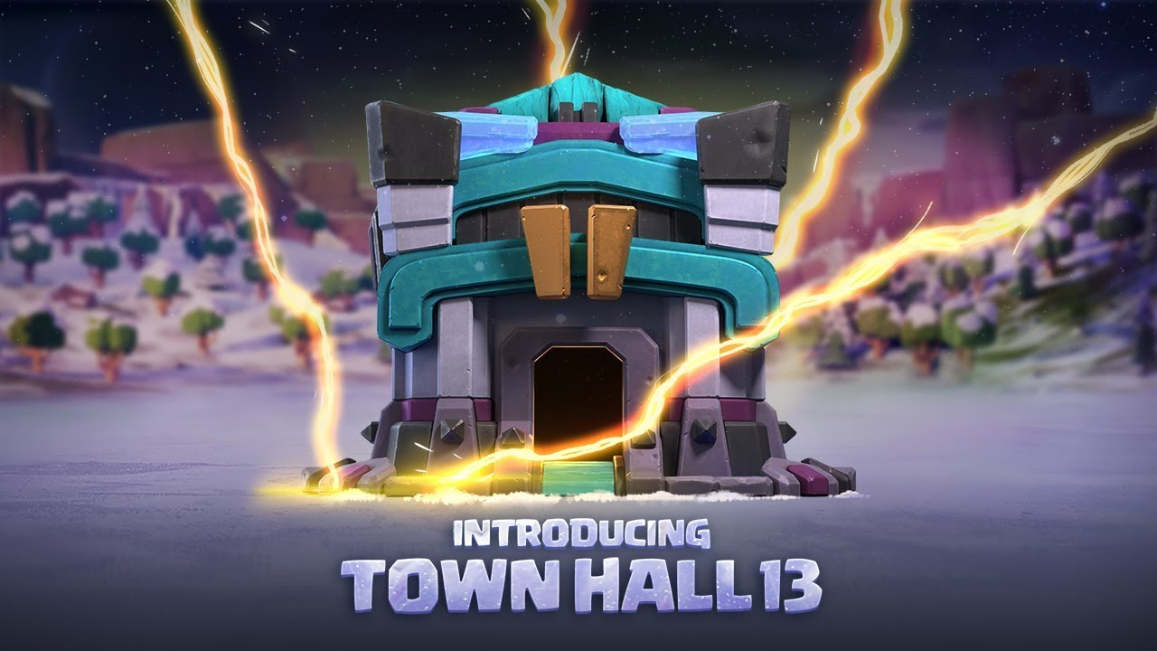 Clash of Clans - Town Hall 13