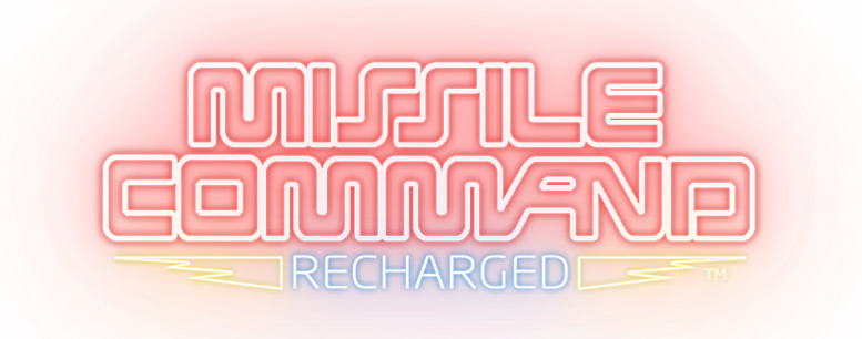 Missile Command: Recharged Logo