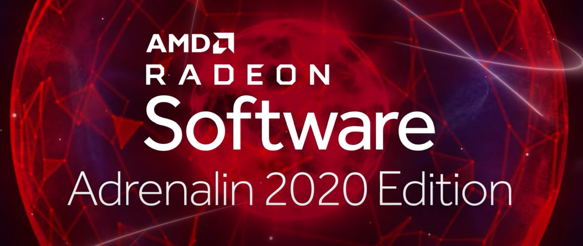 AMD Radeon Adrenalin 2020