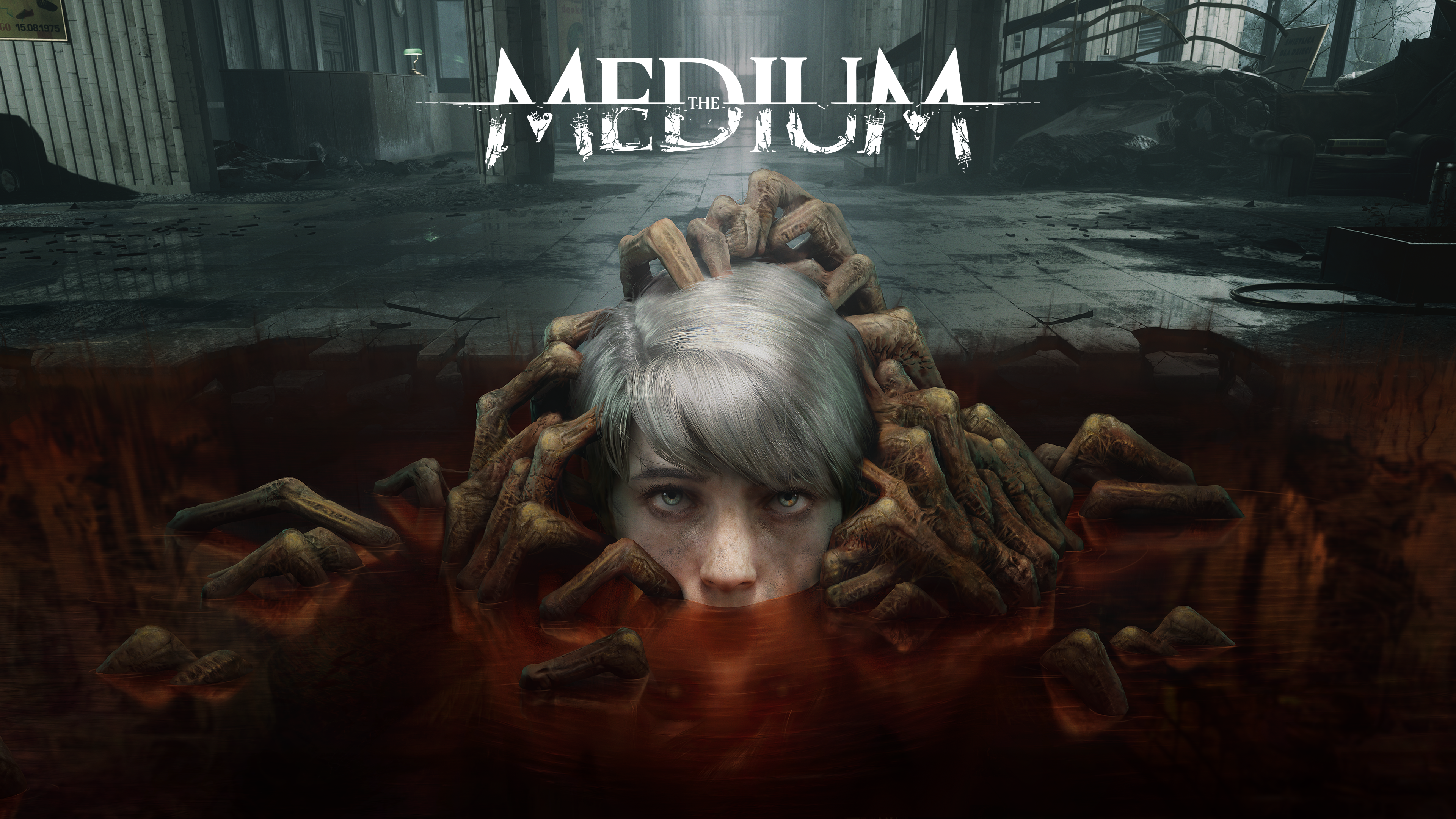 The Medium - Dual Reality Gameplay