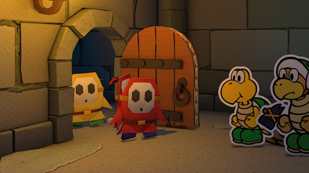 Paper Mario: The Origami King Review - Frenemies