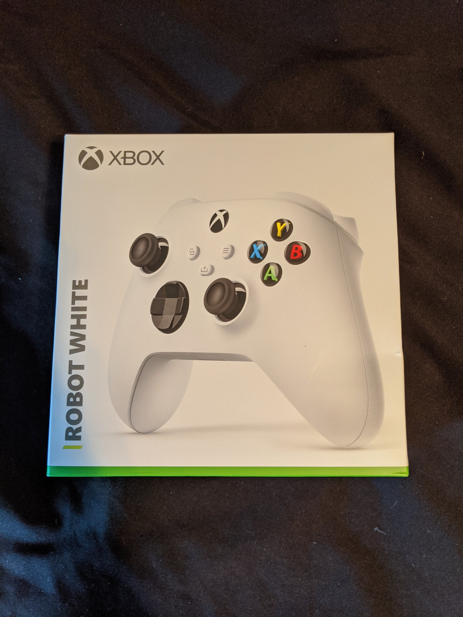 Xbox Series S Controller Surfaces