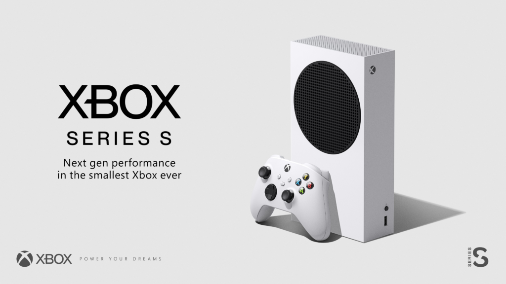 Xbox Series S officially revealed alongside price and release date.