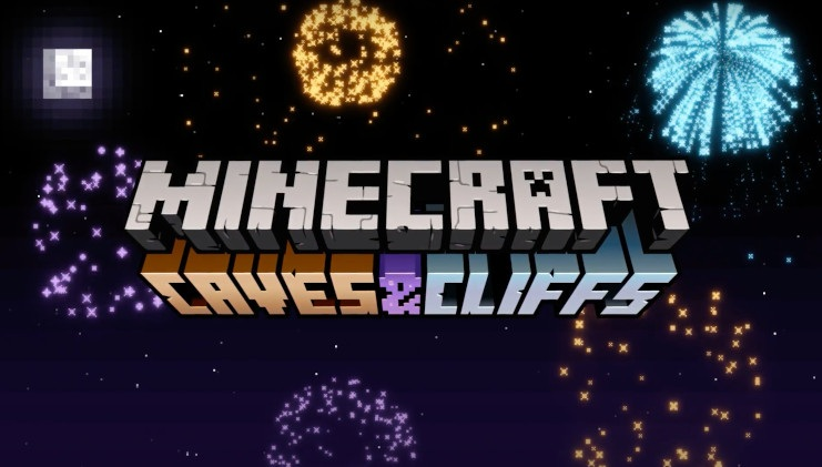Minecraft Cave & Cliffs update