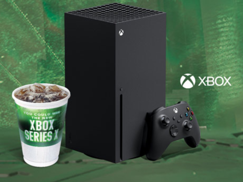 Taco Bell's Xbox Series X Contest