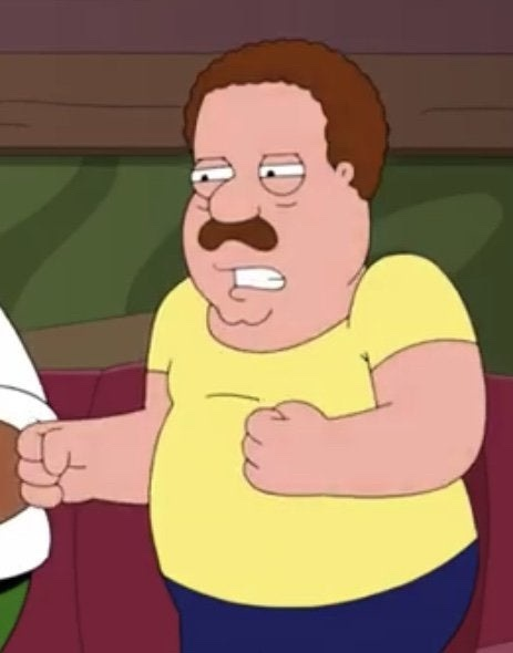 Cleveland Brown no longer voiced by Mike Henry