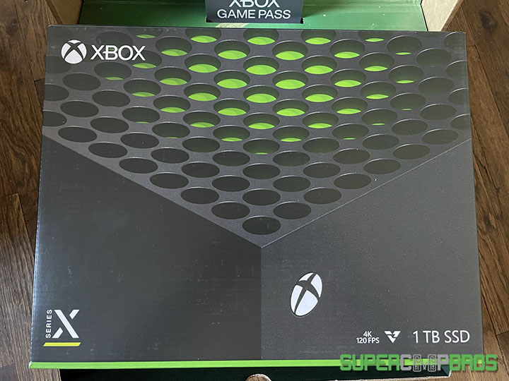 Taco Bell Xbox Series X Retail Box - Taco Bell Xbox Series X Unboxing