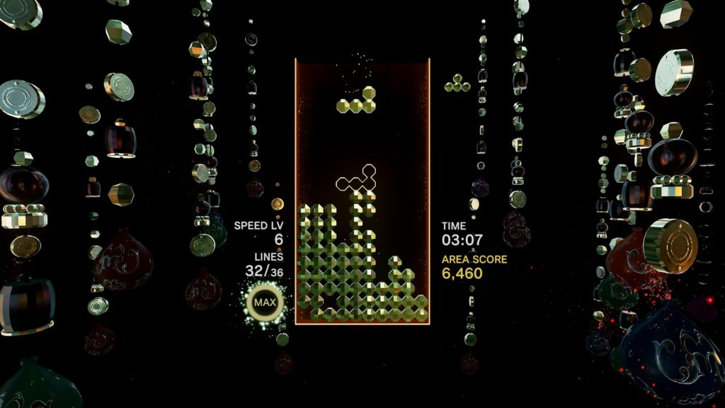 Tetris Effect: Connected Review - Journey Mode