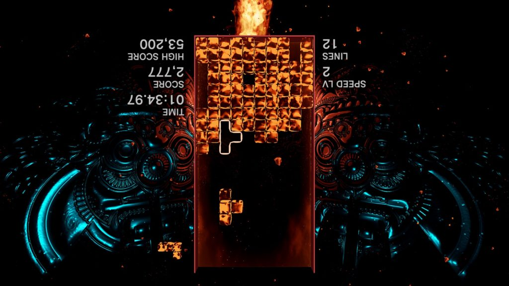 Tetris Effect: Connected Review - Mystery Mode