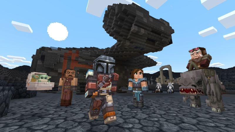 Minecraft Pack - Star Wars