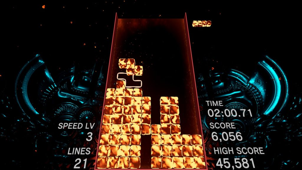 Tetris Effect: Connected Review - Graphics
