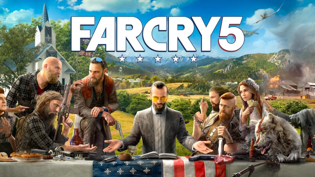 Far Cry 5 Achievement Completion