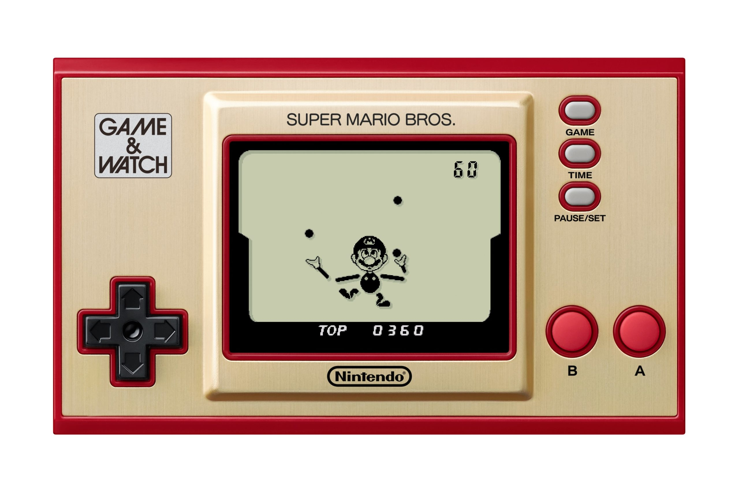 Game & Watch: Ball Game