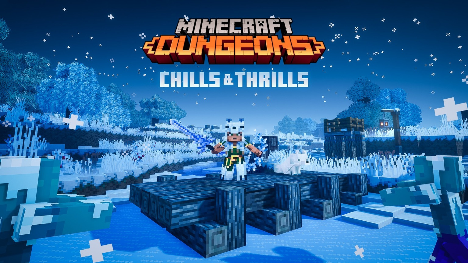 Minecraft Dungeons Seasonal Event Chills and Thrills